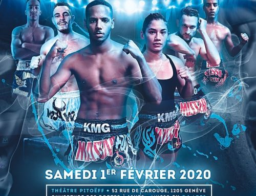 GVA FIGHT NIGHT LE 1er FEVRIER 2020!